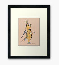 Wah-Pah-Nah-Yah: Mowglis Collection Framed Print