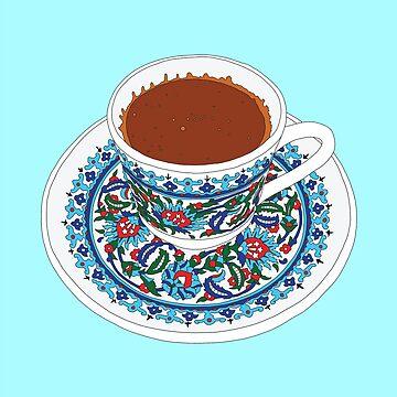 Turkish Coffee by m-lapino