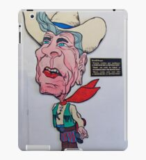 Presidential Parody iPad Case/Skin