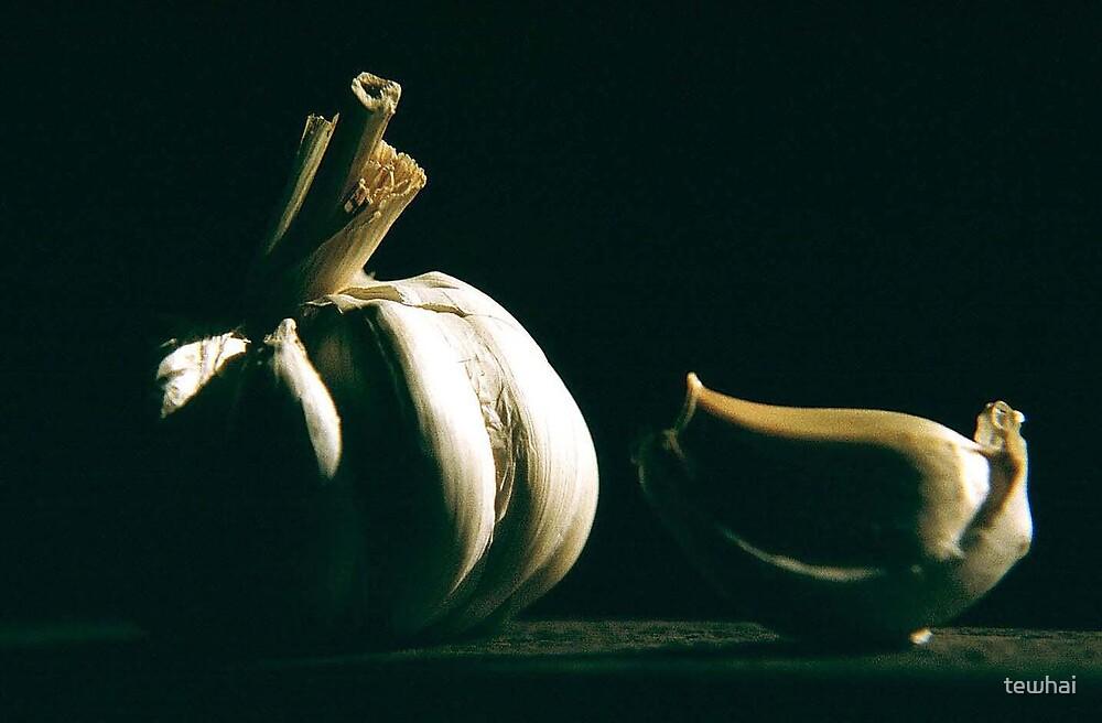Garlic Profile by tewhai