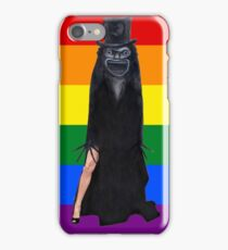 Babadook Fierceness iPhone Case/Skin