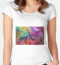 Sing A Long Women's Fitted Scoop T-Shirt