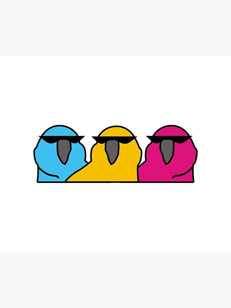 Party-Papagei von sobbler