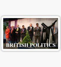 British Politics Sticker