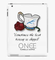 OUAT: Rumbelle  iPad Case/Skin