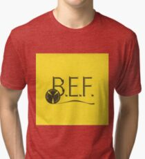 British Electric Foundation Tri-blend T-Shirt