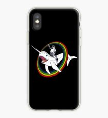 Raum Narwhal-Starwhal iPhone-Hülle & Cover