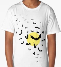 Bat Swarm Long T-Shirt