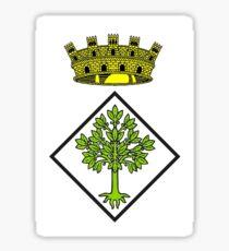 Lloret de Mar, Spain Sticker