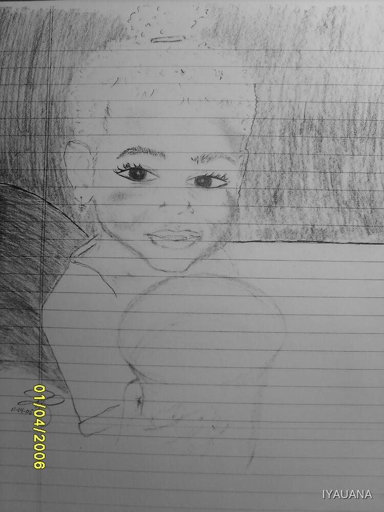 MY BABY GIRL... by IYAUANA