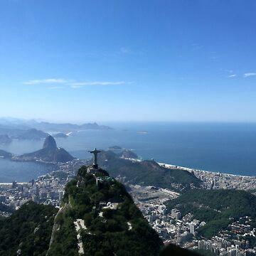 Rio de Janerio  by ljm000