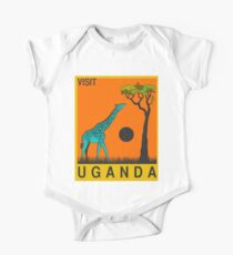 Uganda One Piece - Short Sleeve