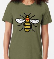 hope bee Tri-blend T-Shirt