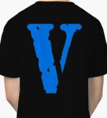 Vlone Blue Classic T-Shirt