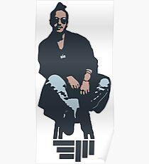 Russ Stool Poster