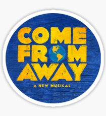 Come From Away Sticker