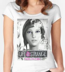 Before the Storm - Life is Strange 1.5 Women's Fitted Scoop T-Shirt