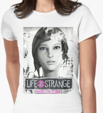 Before the Storm - Life is Strange 1.5 Womens Fitted T-Shirt