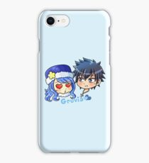 FT - Chibi Gruvia iPhone Case/Skin