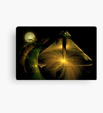 Night on the Nile Canvas Print