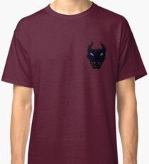 Dragon with blue fire Classic T-Shirt