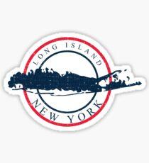 LI NY Sticker