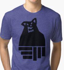 Russ Diemon Wolf Tri-blend T-Shirt