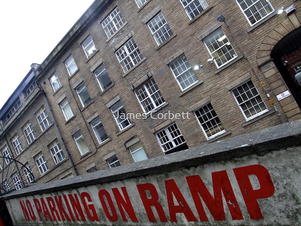 No Parking by James Corbett
