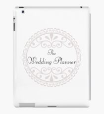 The Wedding Planner Big Day Married Marriage iPad Case/Skin