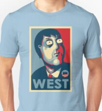Mayor West For President Unisex T-Shirt