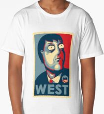 Mayor West For President Long T-Shirt