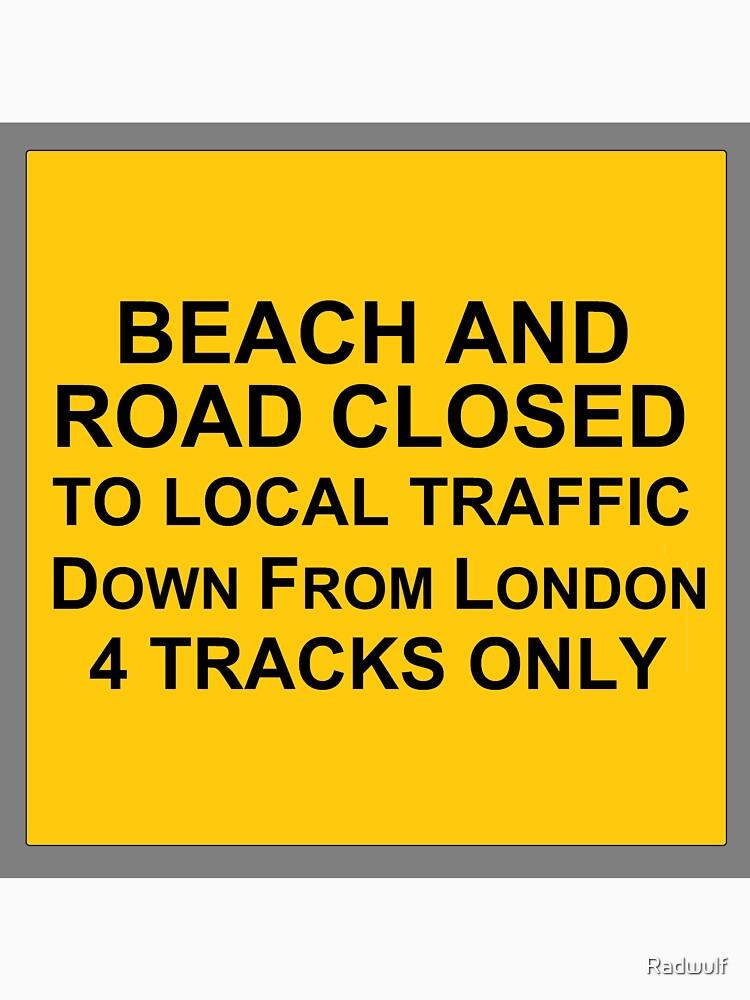 Down From London 11  4 tracks by Radwulf