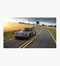 RWB North Carolina Porsche Photographic Print