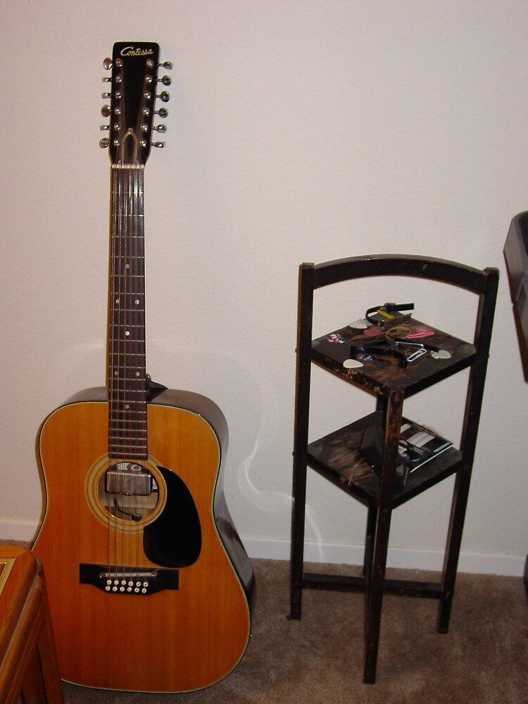 The Old 12 String by Ionn