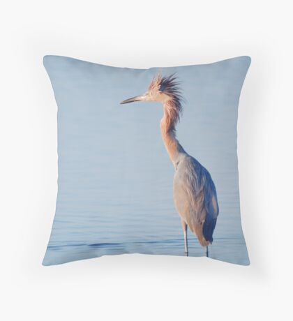 A Pause from the Dance Throw Pillow