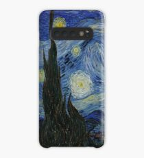 The Starry Night by Vincent van Gogh Case/Skin for Samsung Galaxy