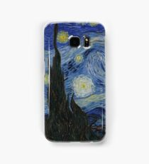 The Starry Night by Vincent van Gogh Samsung Galaxy Case/Skin