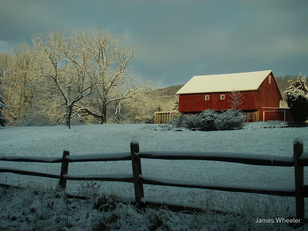 Snowscape by James Wheeler