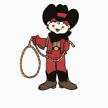 Cowboy by Grenfyra