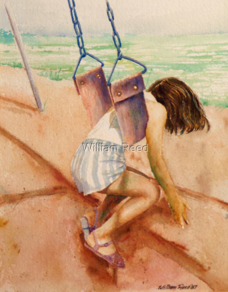 The Swing by William Reed