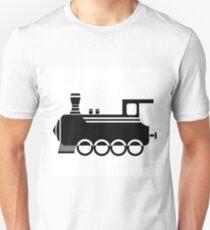 locomotive icon T-Shirt