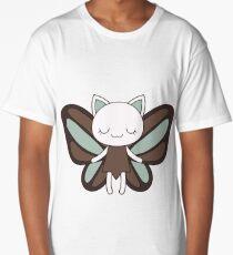 Herbal fairy cat Long T-Shirt