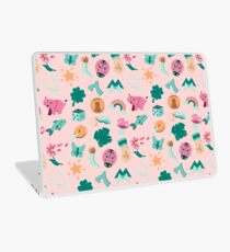 Good Fortune Pattern Laptop Skin