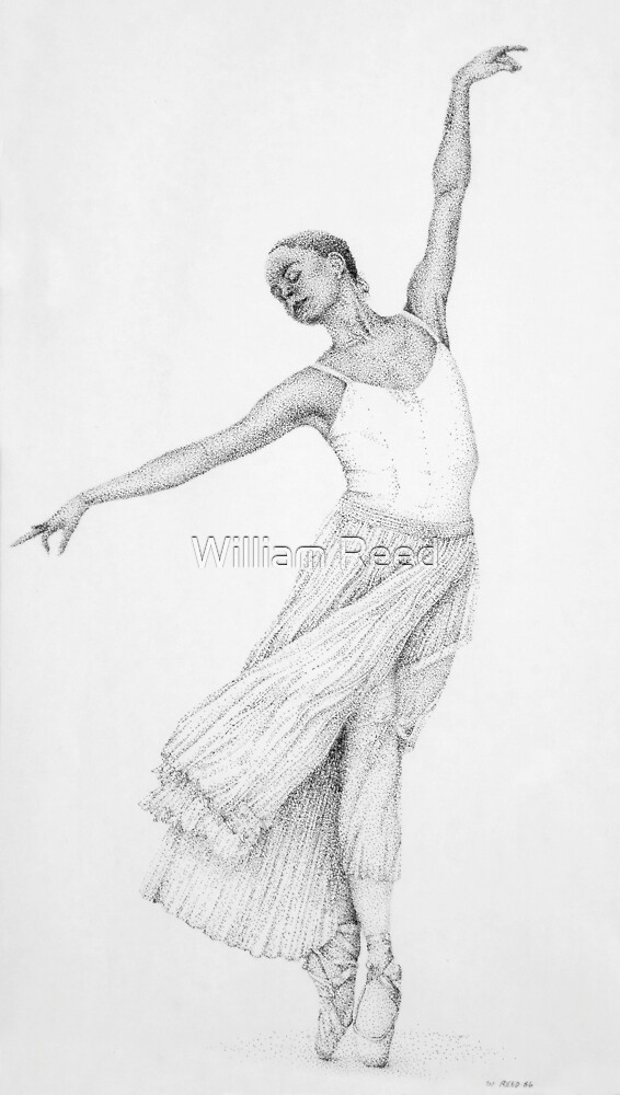 The Ballerina by William Reed