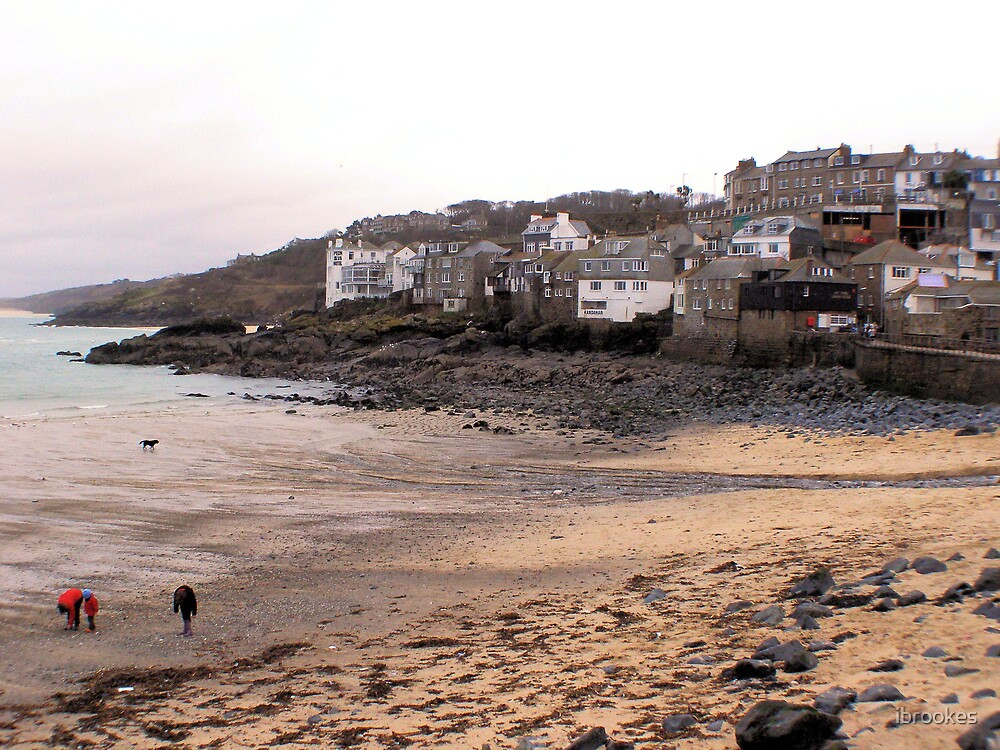 ST Ives Beach by ibrookes
