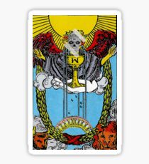 tarot card *Collage*  Sticker