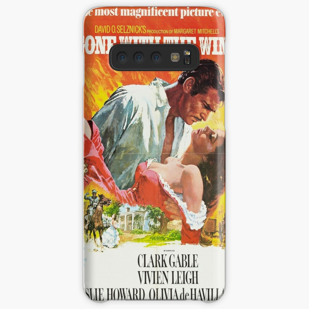 Gone With The Wind - 2 Case & Skin for Samsung Galaxy