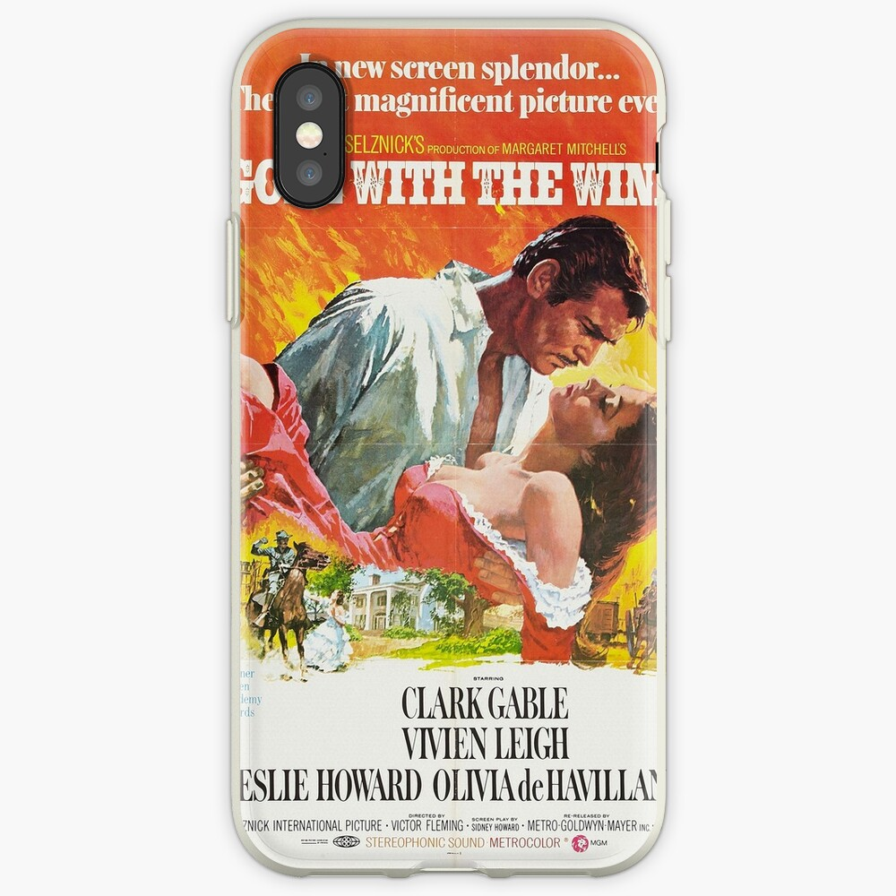 Gone With The Wind - 2 iPhone Case & Cover