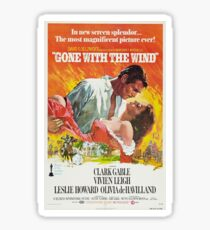 Gone With The Wind - 2 Sticker