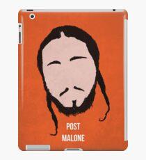 Post Malone iPad Case/Skin